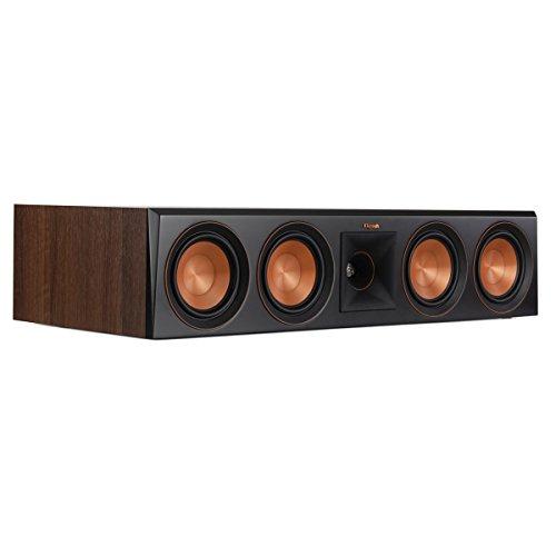 Klipsch RP-504C Center Channel Speaker (Walnut)