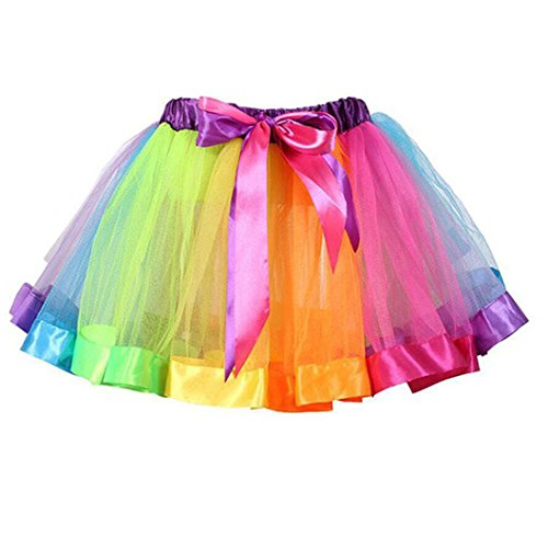 iLoveCos Womens 80s Costume Accessories Fancy Outfit Dress for 1980s Theme Party Supplies, Adult Size (IN08)