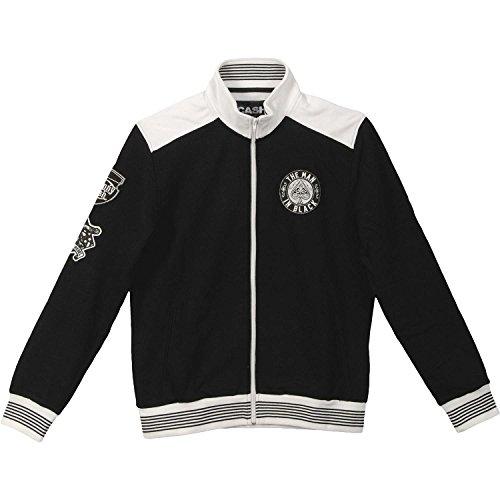 Johnny Cash Men's Track Jacket Jogger Sweatshirt Medium B...