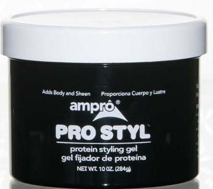Ampro Pro Style Protein Styling Gel - 10 oz - Case Pack 6 - Style Sku