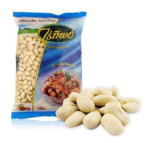 Raitip - Thai Peeled Peanut (500g.) Mung Beans, White Beans, Cooking Beans, Mung Bean Seeds, Dried Beans, Mung Bean, Dry Beans, Healthy Cereal, Healthy Cereals, Best Cereal, Best Cereals, Sesame Seed, Sesame Seeds, Black Sesame, Herb Seeds, Grains, Health