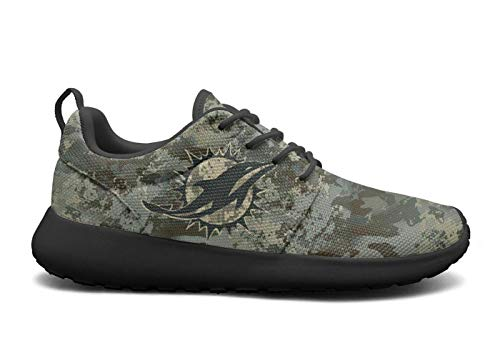Mens Roshe One Lightweight Military Camo Fashion Mesh Cross-Country Running Sneakers Shoes