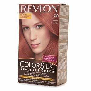 Revlon Colorsilk Haircolor - #56 True Auburn (Pack of 3)