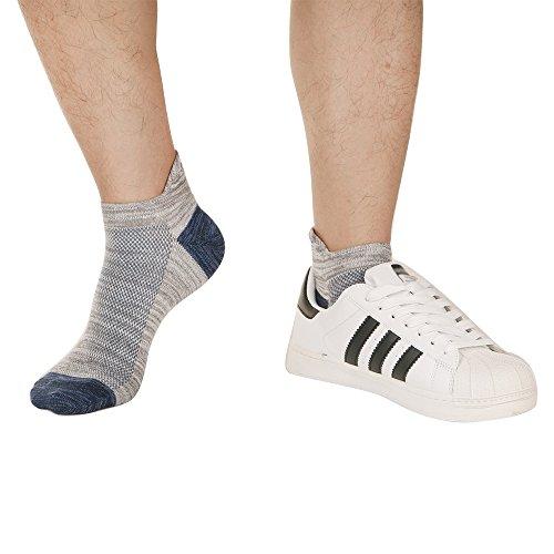 Non-slid Ankle Cotton High Grade Socks 4 Seasons