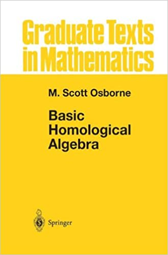 Basic homological algebra graduate texts in mathematics m basic homological algebra graduate texts in mathematics 2000th edition fandeluxe Choice Image