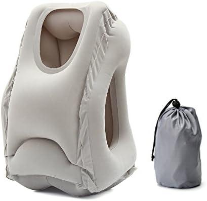 BABAN - Cojín de viaje hinchable con bolsa de plástico OPP ...
