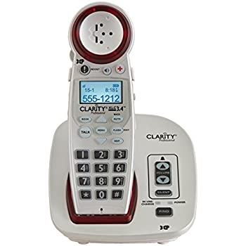 Clarity XLC3.4+ Amplified Cordless Phone (59234)