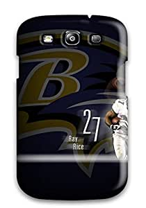 Cute Tpu ZippyDoritEduard Ray Rice Case Cover For Galaxy S3
