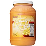 Snappy Popcorn Colored Coconut Oil, 1 Gallon