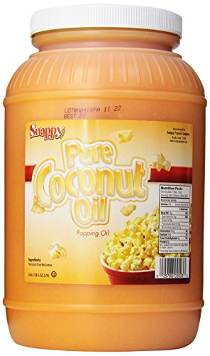 Snappy Popcorn Colored Coconut Gallon product image