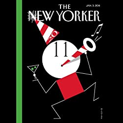 The New Yorker, January 3rd 2011 (Daniel Mendelsohn, Jeffrey Toobin, Steve Millhauser)
