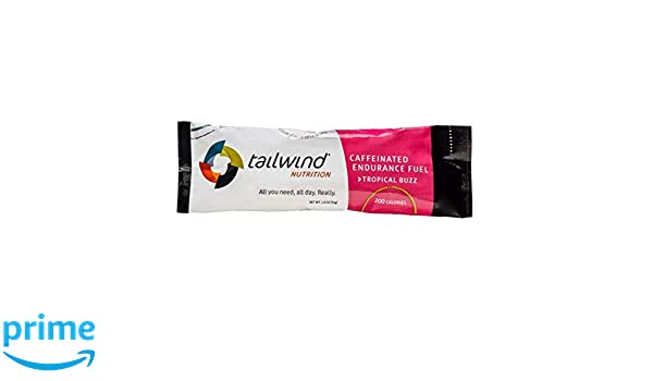 Tailwind Nutrition Tropical Buzz Stick Packs by Tailwind Nutrition: Amazon.es: Salud y cuidado personal