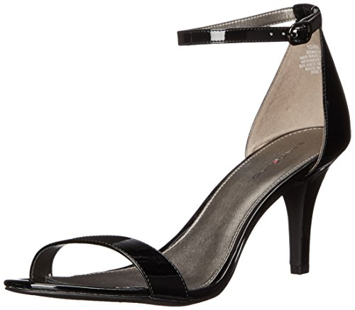 Bandolino Women Madia Dress Sandal Black Patent