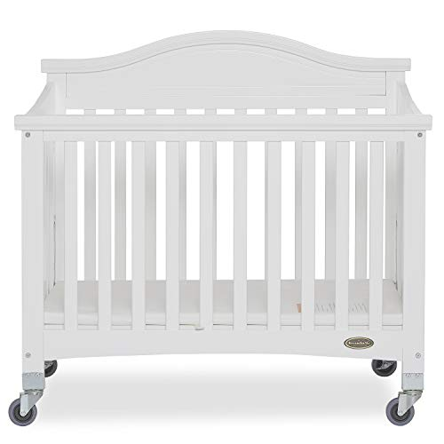Dream On Me Venice Folding Portable Crib