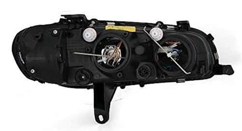 AD Tuning GmbH /& Co Klarglas Schwarz KG 960585 Scheinwerfer Set