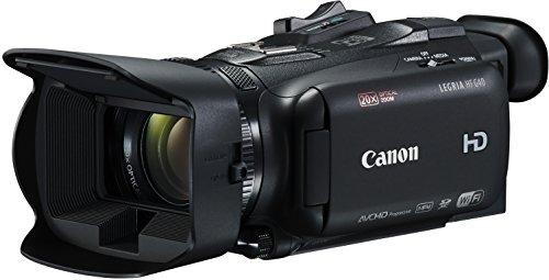 Canon LEGRIA HF G40 - Semiprofessioneller Full-HD Camcorder mit Profi-Funktionalität