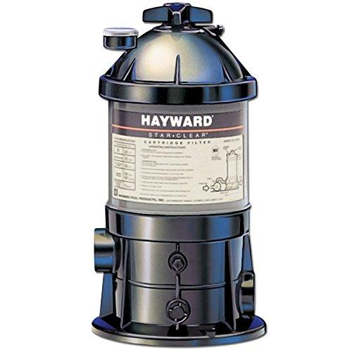 Tank Hayward (Hayward C250 StarClear Cartridge Pool Filter, 25 Square Foot)