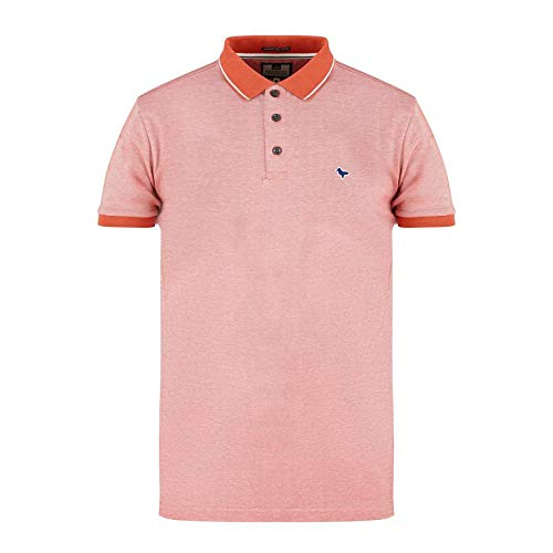 Weekend Offender DellAnna Cosmos/White Polo Camisa: Amazon.es ...