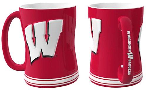 Top wisconsin badgers coffee mug for 2019