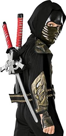 Dragon Ninja Weapon Costume Accessory Set ... - Amazon.com