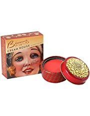 Besame Cosmetics: Cream Rouge - Vintage Blusher - Create Natural Blushing Cheeks, Blends With Any Skin Tone, Paraben Free
