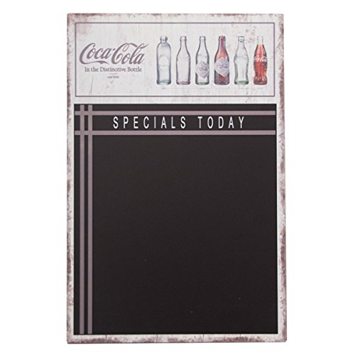 - Sunbelt Gifts 4950-69 Coca-Cola Evolution Bottles Chalkboard, Multi