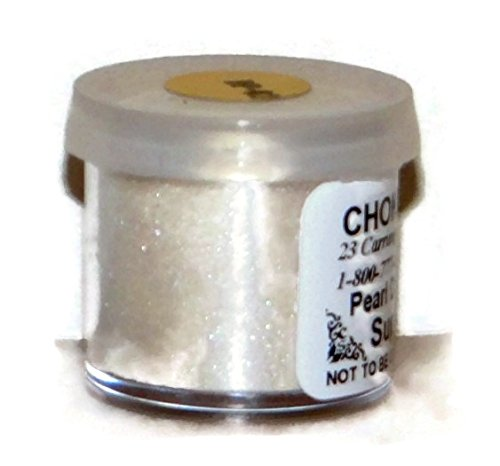 Luster Dusts Party Supplies 2 Grams Super Pearl