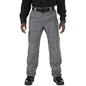 5.11 Tactical Men's Taclite Pro EDC Pants, Storm, 28-Waist/30-Length