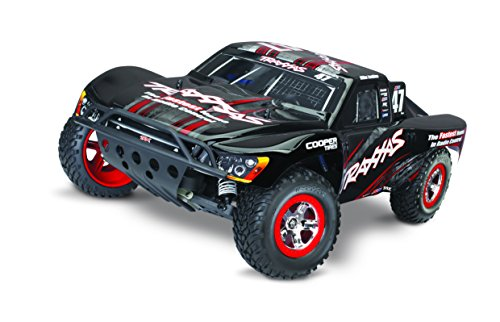 Traxxas Slash: 1/10-Scale Nitro-Powered 2WD Short Course Truck with TQ 2.4GHz radio and TSM, Mike Jenkins