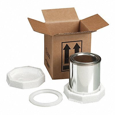 POLAR TECH Paint Can Shipper Kit 1 Gallon Can