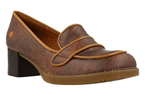 0079 Marrã³n Bristol Marron Zapato Art Fantasy 6xFqfqa5