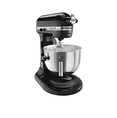 Kitchenaid Kitchen Aid Ka Black professional Stand Deluxe Electric Mixer Set (Renewed)