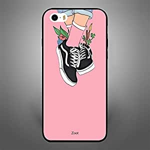 iPhone 5S Flowers n Shoes