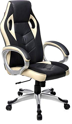Chair Garage Gaming Chair for Computer Table,Office Chair/Study Chair/Gaming Chair/Computer Chair for Home Work Executive mid Back