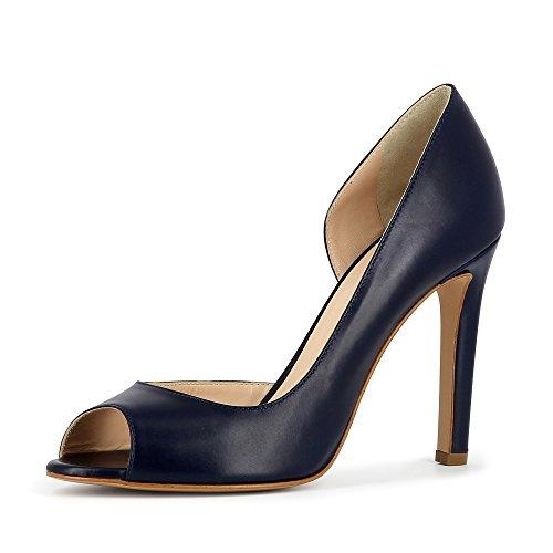 Evita Shoes Belina - Zapatos de vestir de Otra Piel para mujer Azul