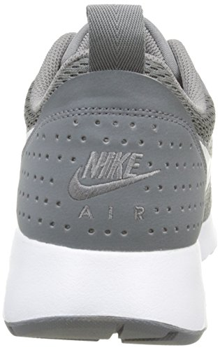Nike Mens Air Max Tavas Scarpe Da Corsa Cool Grigio / Bianco 705149-021 Taglia 11.5