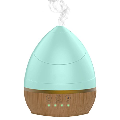Ledsniper Aromatherapy Essential Ultrasonic Humidifier product image
