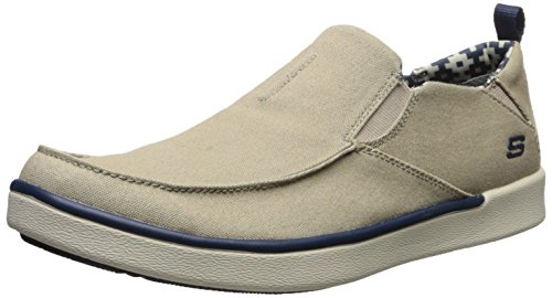 Skechers Usa Van Het Man Boyar Lented Slip-on Loafer Tan