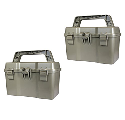 MOULTRIE Game Camera Rechargeable 12V Battery Boxes w/