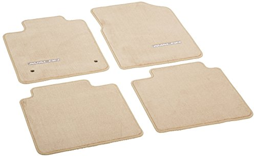 toyota avalon floor mats - 3