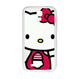 Hope-Store Hello kitty Phone Case for samsung galaxy S4 Case