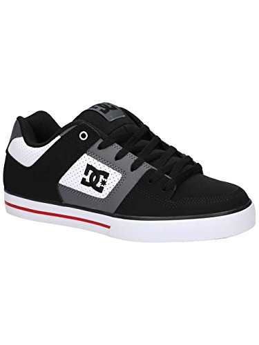 Shoes Red Hombre Black DC Pure White Zapatos 300660 para RdBadSq