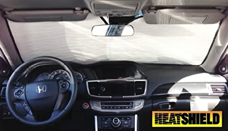 Amazon.com  Sunshade for HONDA ACCORD 2Door COUPE 2013 2014 2015 ... 2a5331451ca