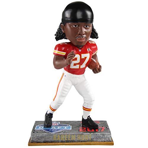 Kareem Hunt Kansas City Chiefs 2017 NFL Rookie Special Edition Bobblehead NFL