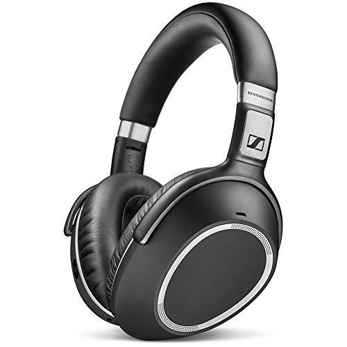 "(Sennheiser PXC 550 Wireless "" NoiseGard Adaptive Noise Cancelling, Bluetooth Headphone with Touch Sensitive Control and 30-Hour Battery Life (Renewed))"