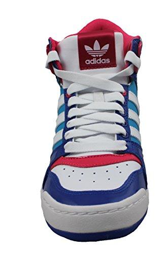 adidas Damen Midiru Court Mid 2W Gymnastikschuhe Blau