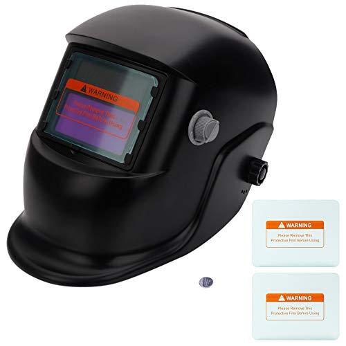 welding helmet solar auto darkening
