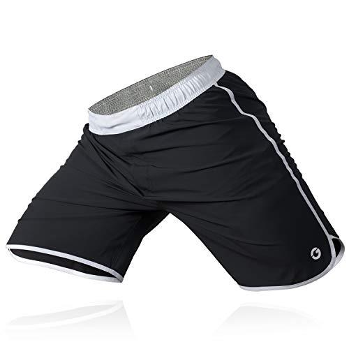 Gold BJJ Pacific Short – No-Gi Jiu Jitsu Fight Shorts