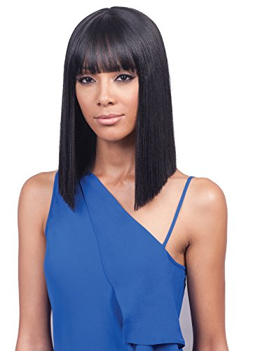 Bobbi Boss Synthetic Swiss Lace Front Wig - MLF184 YARA BANG (1)
