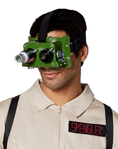 The Real Ghostbusters Halloween (Spirit Halloween Ghostbusters Ecto Goggles | Officially)